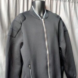 Sean John Jackets & Coats - Sean John Zip Up Bomber Jacket - Black 2XL
